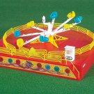 Bachmann HO 46241 OPERATING OCTOPUS CARNIVAL RIDE KIT Mint In box