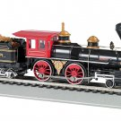 Bachmann HO 52705 W&ARR - THE GENERAL - DCC SOUND VALUE (HO AMERICAN 4-4-0) Mint In Box