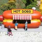 Bachmann O 35306 HOT DOG STANDnt In Box