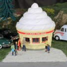 Bachmann O 35303 ICE CREAM STAND Mint In Box