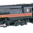 Bachmann HO 53201 NORFOLK & WESTERN 4-8-4 CLASS J # 611 RAIL FAN - DCC SOUND VALUE Mint In Box