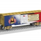 Lionel 6-81488 ANDREW JACKSON BOXCAR Mint In box