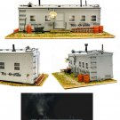 USA Trains R1940 Roadside Shanty w/Smoking Chimney and Lights Mint In Box