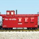 USA Trains R12001 Rio Grande Caboose Mint In Box