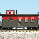 USA Trains R12011 New York Central Woodsided Caboose Mint In Box