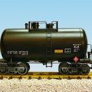 USA Trains R15200 Undecorated - Black 29' Tank Car Mint In Box