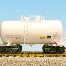 USA Trains R15201 Undecorated - White 29' Tank Car Mint In Box