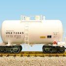 """USA Trains R15203 UTLX - White 29"""" Tank Car Mint In Box"""
