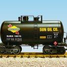 USA Trains R15207 Sunoco - Black 29' Tank Car Mint In Box