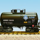 USA Trains R15208 ADM - Black 29' Tank car Mint In box