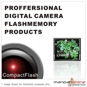 Genuine Kingston CompactFlash Elite Pro 4GB Flash Memory Card 133x