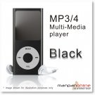 "MP3 MP4 Portable Multi Media Player 1.8"" LCD w/ 2GB black"