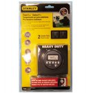 Stanley 15 AMP Indoor/Outdoor Digital Timer