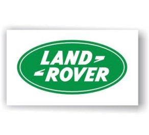 Land Rover Logo  bannerFlag