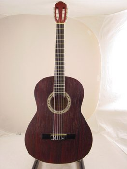 "NEW 40"" Classical Acoustic Guitar DARK CHERRY PRO MODEL"