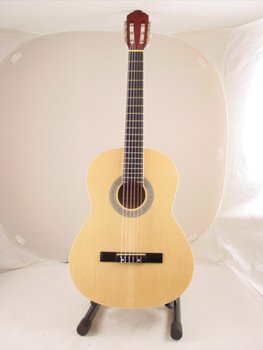 """NEW 40"""" Classical Acoustic Guitar NAT SPRUCE PRO MODEL"""