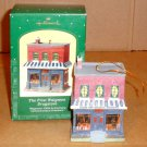The First Walgreen Drugstore 100th Anniversary Christmas 2001 Hallmark Ornament