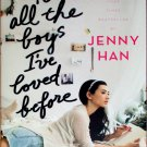 To All the Boys I've Loved Before by Jenny Han 2016 Paperback