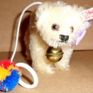 2006 Steiff Mini White Polar Bear Loyalty Club Gift