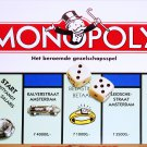 Dutch Monopoly Board Game Netherlands 1996