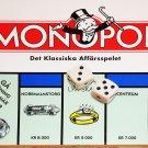 Swedish Monopoly Board Game Stockholm Sweden Monopol 1996