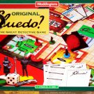Waddingtons UK Cluedo Clue The Great Detective Mystery Board Game 1996