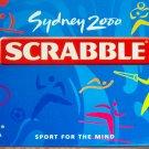 Sydney 2000 Summer Olympics Scrabble Crossword Word Game