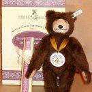 Steiff Teddy Bear Dicky Brown Bear 1935 Replica Limited Club Edition 1996/97