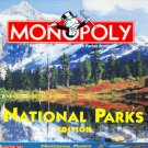 National Parks 2001 Edition Monopoly Board Game