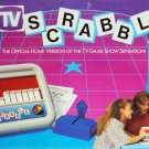 Selchow & Righter TV Scrabble Crossword Game Show Home Version 1987