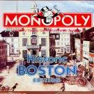 Historic Boston Edition Monopoly Board Game 1998