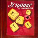 Vintage Game Collection Scrabble Library Wooden Book Box 2005