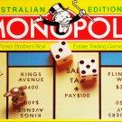 Australian Edition Monopoly Board Game 1996