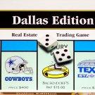 Dallas Texas Edition Monopoly Board Game 1995