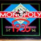 1935 Commemorative Edition Monopoly Board Game Tin Box 1985