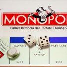 Australian London Street Properties Monopoly Board Game Australia 1999