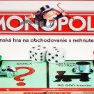 Slovak Slovakian Monopoly Board Game Slovakia 2001
