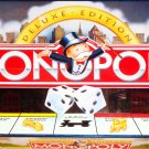 Deluxe Edition Bilingual French English Monopoly Board Game Canada 1996