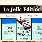 La Jolla California Edition Monopoly Board Game 1994