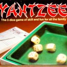 Milton Bradley United Kingdom Original Yahtzee Dice Game 1985