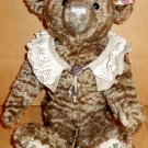 Steiff Silberdistel Carline Thistle Teddy Bear 2003 Limited Edition