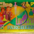 Hasbro Clue & Parcheesi Twin Play Board Game Set in Tin Box 2001
