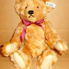 Steiff 1990 Hamley's Oliver Teddy Bear 1293 of 2000 with box and COA