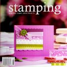 Scrapbook Trends Stamping Magazine 2009
