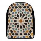 Moroccan art design Minimalist Backpack