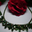 Delizza & Elster Rhinestone Necklace