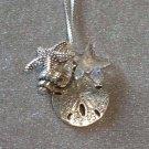 Sea Life Charm Necklace
