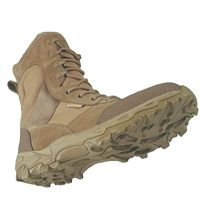 Warrior Wear Desert Ops Boot in Coyote Tan