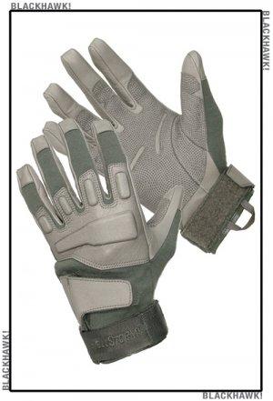 BLACKHAWK S.O.L.A.G. Full Finger Gloves w/Kevlar