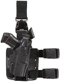 Safariland: Model 6305 Tactical Holster with Quick Release Leg Harness